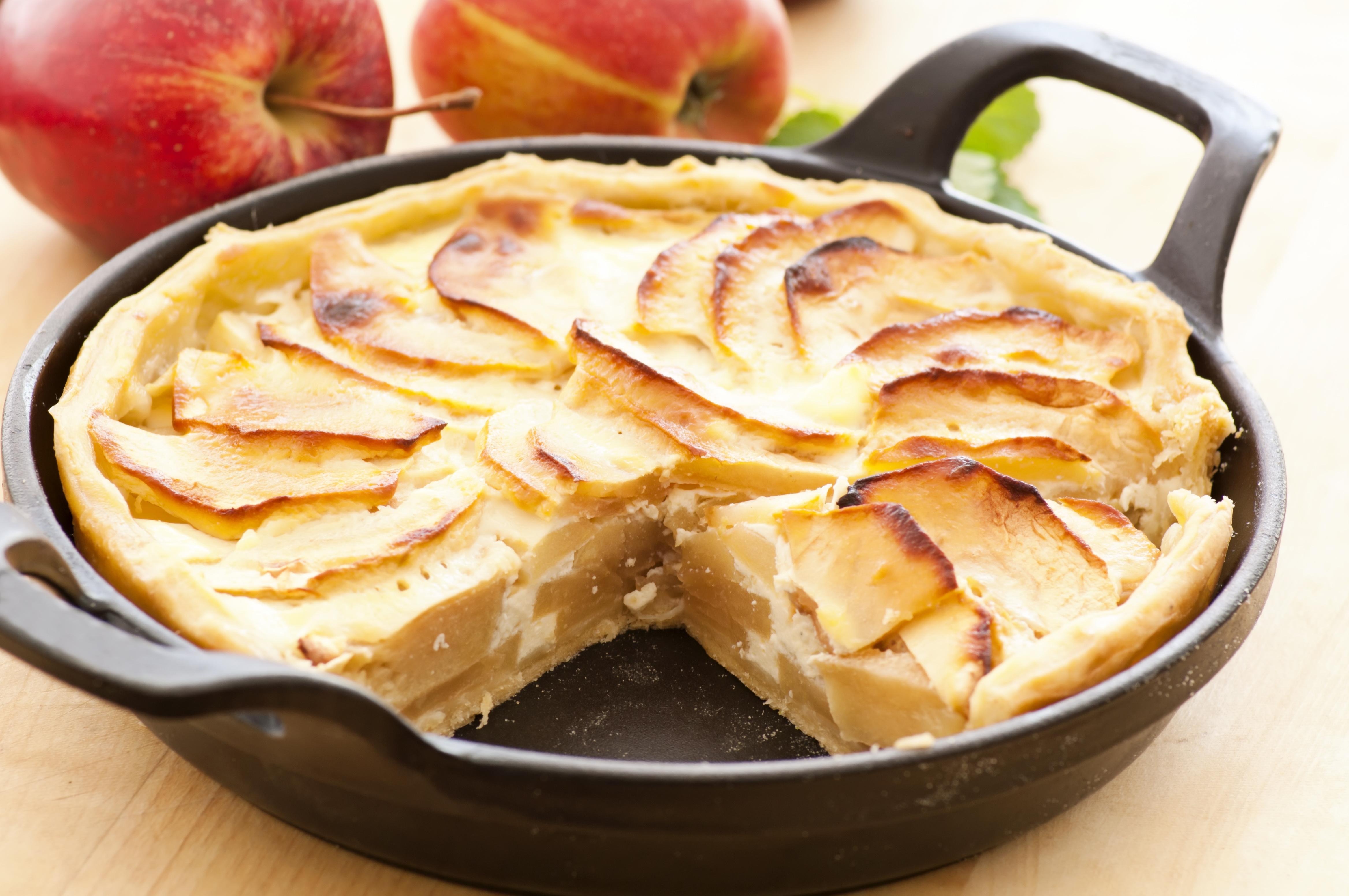 Tofino Kuchenguss süss für Obstkuchen für Gastronomie und