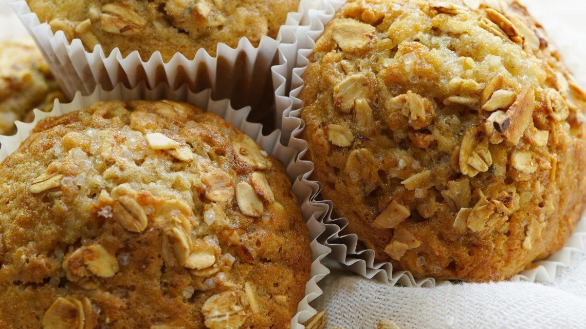 Niederglykamische Muffins